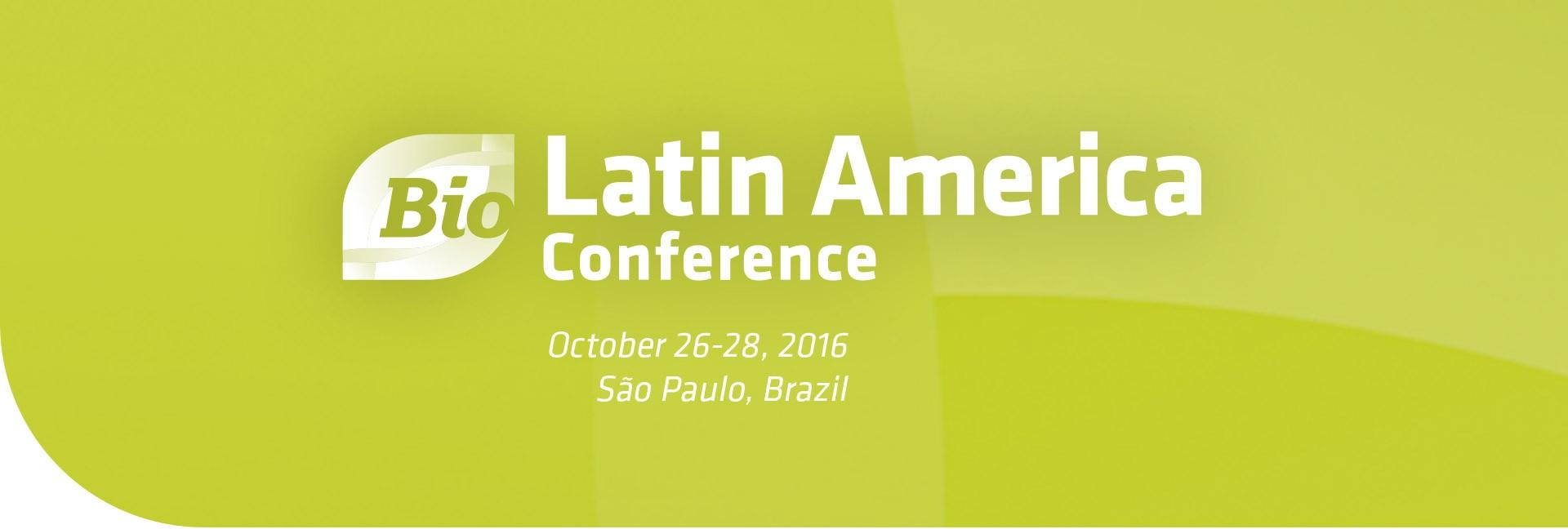 BIO Latin America is the ideal venue to explore the innovation and partnering opportunities in Latin America's rapidly-growing life science industry. Join high level executives, government leaders, academics and investors from around the globe to discuss
