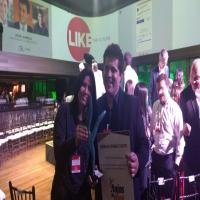 Startup prize goes to Educacross